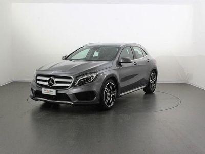 usata Mercedes 170 GLA d (cdi) Premium 4maticauto