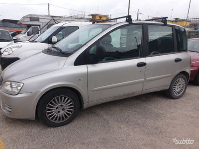 usata Fiat Multipla 1.9 multijet 120cv dinamic