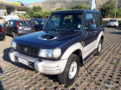 usata Hyundai Galloper 2.5 td 4x4 2000