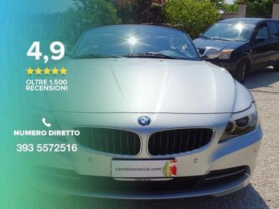 używany BMW Z4 sDrive23i Cabrio