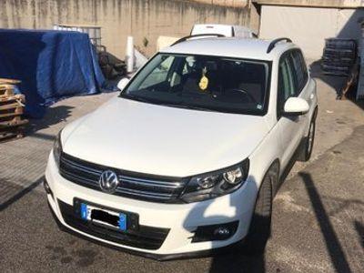 usata VW Tiguan Tiguan 1.4 TSI 125 CV Cross BlueMotion Technology