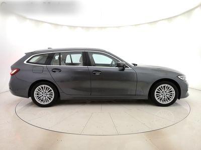 usata BMW 320 Serie 3 d Touring Luxury