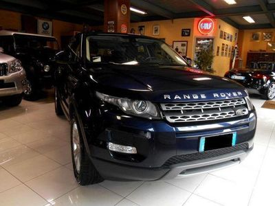 brugt Land Rover Range Rover evoque 2.2 TD4 5p. Pure Tech Pack-AUTOMATICA+G.TRAINO