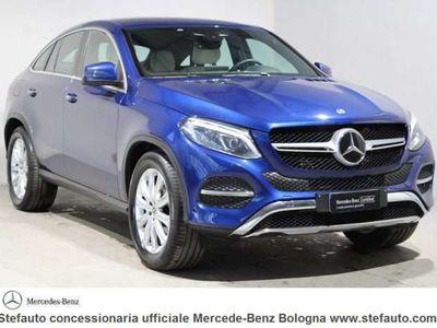 usata Mercedes GLE350 d 4Matic Coupé Sport Navi rif. 13788707