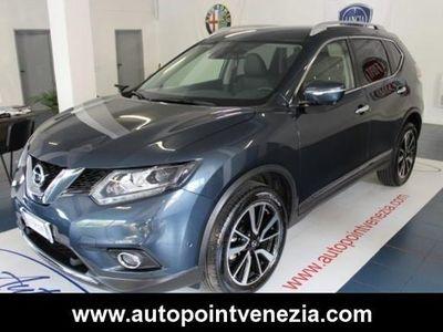 usata Nissan X-Trail 2.0 dCi 4WD X-tronic Tekna