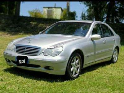 usata Mercedes C200 GPL 2029