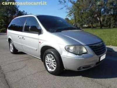 usata Chrysler Grand Voyager Grand Voyager2.8 CRD cat LX Auto usato