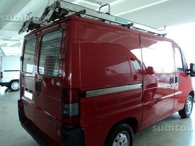 usata Fiat Ducato 14 2.8 diesel PM Furgone ALLESTITO O