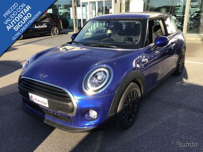 brugt Mini ONE 1.5Baker Street Special Edition