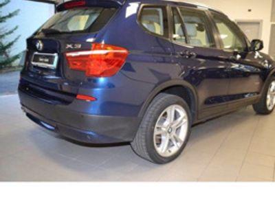 usata BMW 2000 X3 xDrive20d Futura