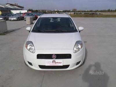 usata Fiat Grande Punto Grande Punto 1.3 MJT 75 CV 5 porte Dynamic