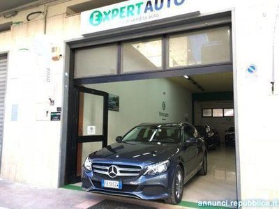 usata Mercedes C220 d S.W. Sport