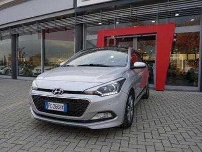 used Hyundai i20 1.4 aut. 5 porte Style del 2016 usata a Perugia