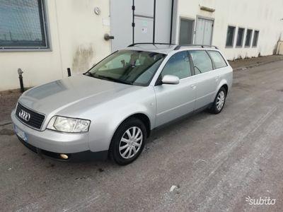 brugt Audi A6 1.8T 2002