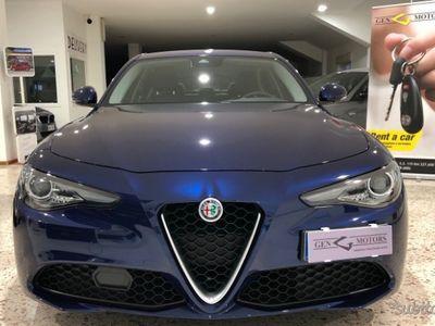 gebraucht Alfa Romeo Giulia 2.2 diesel 180 cv super-2017