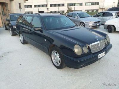 usata Mercedes E290 ClasseTurbo Diesel