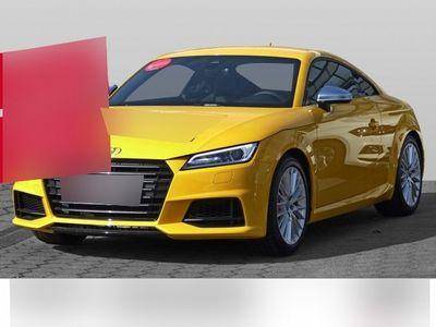 gebraucht Audi TT Coupe 2.0 Tfsi Quattro Dcc Navi Xenon Alu Pdc Shz Tempomat