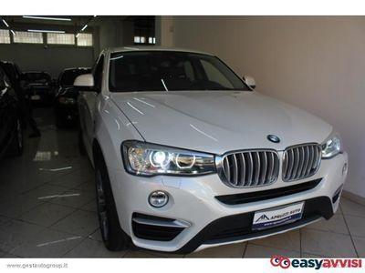 usado BMW X4 2.0 D Xdrive Xline Aut.