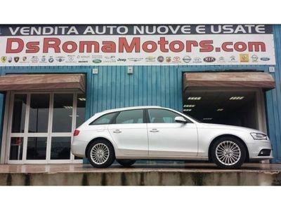 usata Audi A4 AVANT AMBITION 2.0 TDI MULTITRONIC NAVI XENON