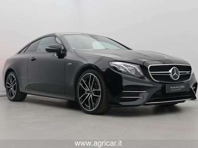 usata Mercedes E220 E53 4Matic+ EQ-Boost AMG