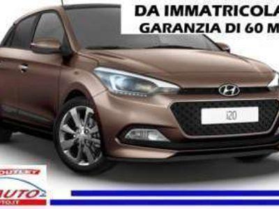 usata Hyundai i20 1.2 75 CV GPL 5 porte Econext Advanced - NUOVA Benzina/GPL