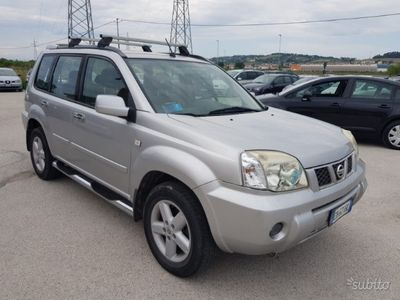 usata Nissan X-Trail del 2004