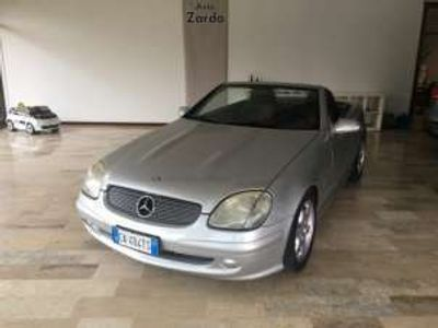 usata Mercedes SLK200 Kompressor cat Special Edition San Zenone degli Ezzelini