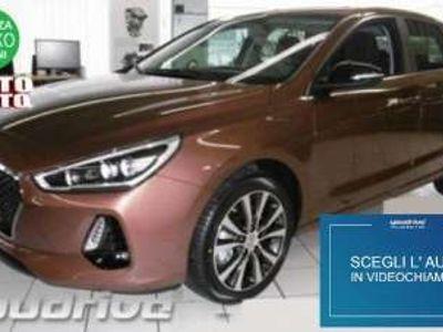 usata Hyundai i30 1.6 CRDi 115CV 5 porte Diesel