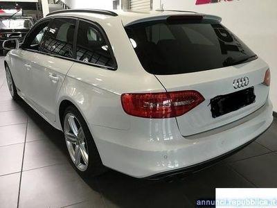 usata Audi A4 A4Avant 2.0 TDI 150 CV multitronic