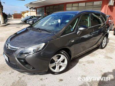 usata Opel Zafira Tourer 2.0 CDTi EcoFlex Start&Stop 130CV Cosmo