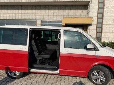 usata VW Multivan T62.0 TDI 150CV 4Motion Comfortli