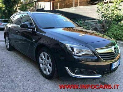 usata Opel Insignia 2.0 CDTI 170CV Sports Tourer aut. Cosmo Business