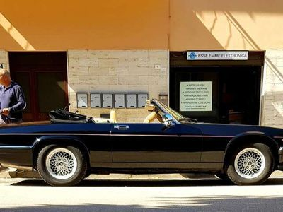 usata Jaguar XJS cabrio v12 Storica
