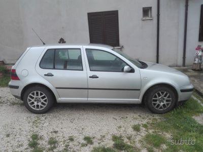 gebraucht VW Golf 4ª serie - 2002
