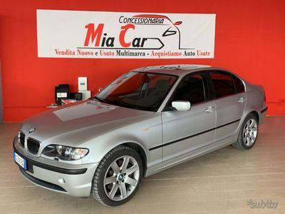 usata BMW 330 xd turbodiesel cat 4 porte Futura GARANZ
