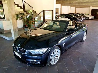 usata BMW 428 Cabrio XDrive M Sport CAM 360/FULL LED/AUTO