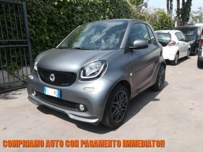 used Smart ForTwo Coupé 90 0.9 Turbo twinamic BRABUS ALLEST. INT. EST.