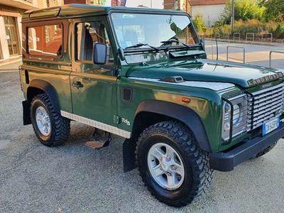 """usata Land Rover Defender defender90 2.5 td5 sw """"e"""" in eccezionali condizio"""