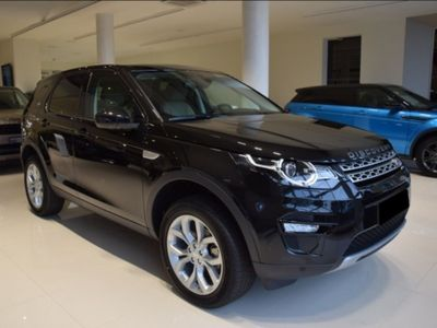 używany Land Rover Discovery Sport 2.0 TD4 180 CV HSE