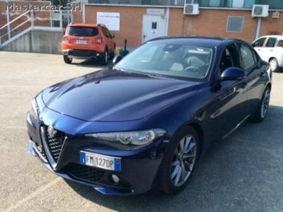 gebraucht Alfa Romeo Giulia 2.2 Turbodiesel 150 CV AT8 Super
