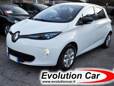 usata Renault Zoe LIFE NAVIGAZIONE TELEFONO GARANZIA T
