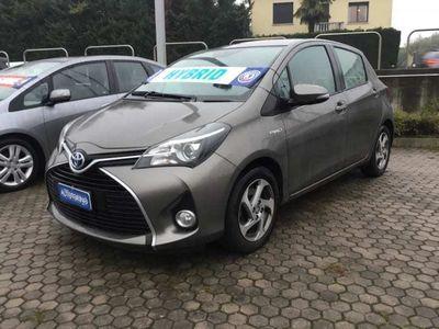 usata Toyota Yaris 1.5 hybrid Active 5p