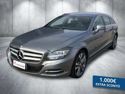 usata Mercedes CLS350 Shooting Brake CLASSE CLS SHOOTING BRAKEcdi BE 4matic auto