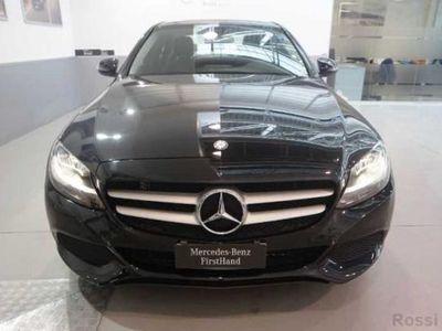 używany Mercedes C180 d (BT) Business auto