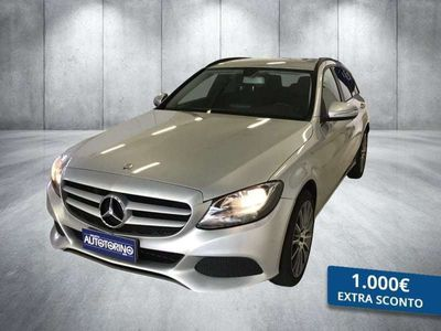 usata Mercedes 180 Classe C SW C SW(BT) Executive auto
