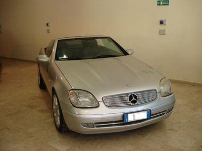 używany Mercedes SLK200 Coupè-Cabriolet