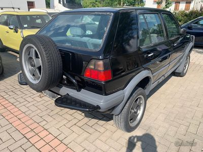usata VW Golf Country 4X4