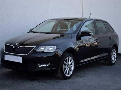 usado Skoda Rapid Spaceback 1.4 TDI 90 CV Ambition