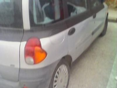 usata Fiat Multipla 1,9 diesel