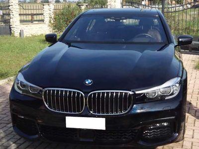 usata BMW 730 Serie 7 (G11/G12) xDrive Eccelsa